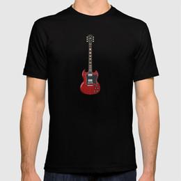 $enCountryForm.capitalKeyWord UK - 2018 new t shirt Red Electric Guitar shirt