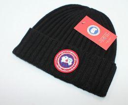 Skull ball capS online shopping - 2018 New Fashion Unisex Winter brand CANADA men beanie Bonnet women Casual knitting hip hop Gorros pom pom skull caps hair ball outdoor hats