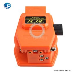 fiber cutter NZ - Best sale 3 in 1 fixture FTTH SKL-S1 single mode Optical Fiber Cleaver,Fiber Optics Cutter tools 250um -900um