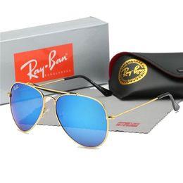9757deaf1ff Fashion Classic Sunglasses Folded Women Men Brand Design folding sun glasses  uv400 protection Goggles Oculos De Sol with cases