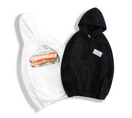 China Men's Stripe Hoodies boy london Sweatshirts Causal Hip Hop Cool Brand Designer Men supp jacket yeezus Cotton Hoodie off Tops Sweatshirt cheap off boy suppliers