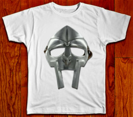 Custom Print T Shirt Cheap Australia - Mf Doom T Shirt High Quality Custom Printed Tops Hipster Tees T-shirt Cheap Sale 100 % Cotton T Shirts For Boys Funny Tops