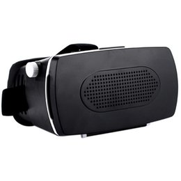 China 2016 HOT SALE New Google Cardboard VR BOX Virtual Reality 3D Glasses For iPhone 6S 6S Plus Virtual glasses NICE supplier virtual reality iphone suppliers
