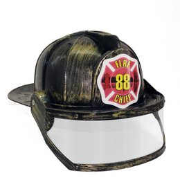 $enCountryForm.capitalKeyWord Australia - Paint Fireman Costume Firefighter Role Play Toy Hat cosplay Fire Extinguisher caps Role Play