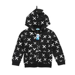 $enCountryForm.capitalKeyWord UK - Kids Baby Boys Girls Toddler Dinosaur Hoodie Sweater Hooded Sweatshirts Long Sleeve Tops Sweatshirt Coat