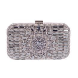 5de31799c913 Hot Sale Small Beaded Clutches Purse Elegant Black Evening Bags Wedding  Party Clutch Handbag Metal Chain Bags XST-B0062 affordable wedding purses  sale