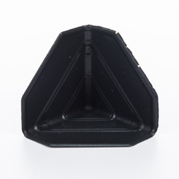plastic shipping corners NZ - 60*60*60*1mm size Black Plastic Packing Corner Protector Shipping Edge Cover package corner guard for fragile goods delivery us