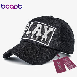 55e5fc1f641  boapt  gold wire line print letter women s hats summer sun hip hop brand  baseball cap female snapback caps casual hat