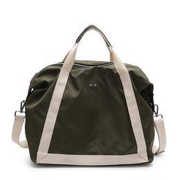 $enCountryForm.capitalKeyWord UK - Women's Nylon Travel Yoga Gym Sport Bag For Women Fitness Handbag Tote Waterproof Shoulder Sports Bags Crossbody Pouch Bag