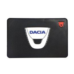 50pcs Auto-Auto-Silikon-Handy-Anti-Rutsch-Matten-Auflage-Auto-Verwendungs-nicht Beleg-Handyschlüsselhalter, fast 30 Logos für Ihre Wahl