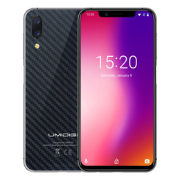 "$enCountryForm.capitalKeyWord Australia - 5.9"" UMIDIGI ONE Android 8.1 Smartphone Octa Core 4GB 32GB smartphone 12MP+5MP Global version fullsurface Dual 4G cellphone"