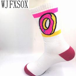 $enCountryForm.capitalKeyWord NZ - WJFXSOX Unisex odd future donuts wool cotton Long Socks fashion Hiphop Cotton Skateboard fixed gear Casual Men Women meias Socks