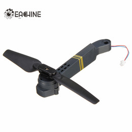 online shopping Eachine E58 RC Quadcopter Spare Parts Axis Arms with Motor Propeller For FPV Racing Drone Frame Parts Replacement Accs