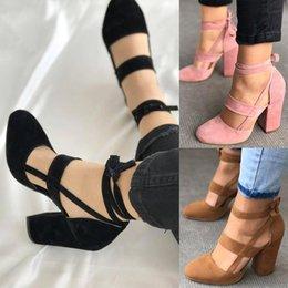 Женщины Sexy Peep Toe Гладиатор Вырезы Зашнуровать Туфли на Высоких Каблуках Насосы Леди Обувь Большой Размер