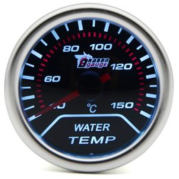 $enCountryForm.capitalKeyWord NZ - 2 inch 52MM Universal Water Temperature Car Gauge 40-150 C Meter Auto White LED
