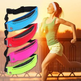 $enCountryForm.capitalKeyWord Canada - Fashion Colorful Lycra Breathable Sport Fanny Pack Waist Bag for Outdoor Sports as Jogging,Walking,Hiking,Cycling,Carrying