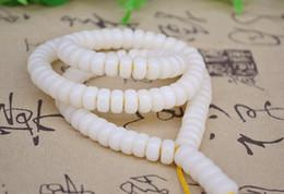 Natural Bodhi Bracelet Australia - Special PrWholesale Natural White Bracelet 108 Bodhi Seed Bracelet Men Women Bodhi Buddha Bead DIY Tibetan Style Necklace