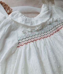 3f598c847 Camisa Blanca De La Manga Larga De Las Muchachas Online | Las ...
