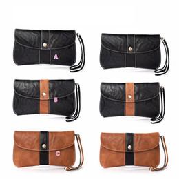 $enCountryForm.capitalKeyWord NZ - Universal Horizontal Hip Leather Case For Iphone X 8 7 5.2inch 6 6S Plus 5.5inch Holster Flip PU Waist Belt Pouch