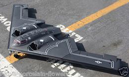 Rc plane electRic motoRs online shopping - Scale SkyFlight LX M B2 Spirit Bomber RC Plane Model ARF W O ESC Motor Servos