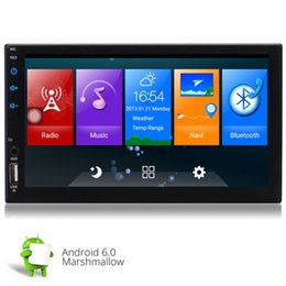 $enCountryForm.capitalKeyWord NZ - Eincar Double Din Android 6.0 Car Stereo GPS Navigation Auto Radio 7'' Touch Screen Head Unit Quad Core BT SWC 1GB+16GB WIFI