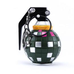 Bomb Toys NZ - Spirit Halloween Fortnite Light-Up Boogie Bomb Game Accessories Spirit Garage Kid Metal key buckle Antitank grenade Toys