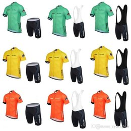 fd98c2d38 New strava Cycling Jersey Set mountain Bike clothing Bicycle Clothes  Breathable Short Sleeve Shirt Bib Shorts Suit Men Cycling Clothing C192