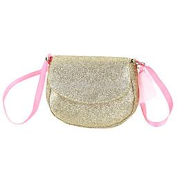 299e4a93b1d9 Cute Golden Sequins Mini Small Shoulder Messenger Bag Crossbody Bags for  Baby Girls Kids Accessories Kawaii Purse Wallet