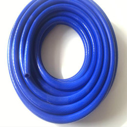 Universal Oil Catch NZ - universal High temperature resistant silicone air hose oil catch can hose inner diameter 14MM free shipping