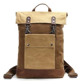 Discount russian bags - YUPINXUAN Luxury Vintage Waterproof Laptop Backpacks for Men Luxury Retro School Bags Teenagers Large Capacity Daypacks