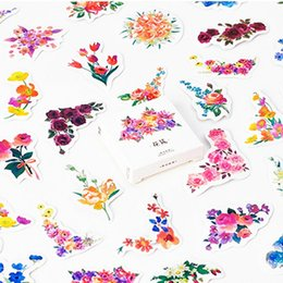$enCountryForm.capitalKeyWord NZ - 1pcs Memo Pad NotDiary of Stickers Notepad Flower Arrowheads Paper Note Book Replaceable Stationery Gift Traveler Journal