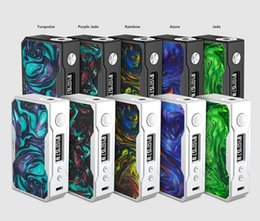 fire frame Australia - Authentic Voopoo Drag 157W Box Mod Black Silver Frame Resin Edition New Color Instant Fire Vape Mod 100% Original