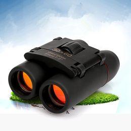 $enCountryForm.capitalKeyWord Australia - 30x60 Red Film High-power Binoculars Portable Mini-telescope Military Binoculars Telescope Telescopio High Quality Free Shipping