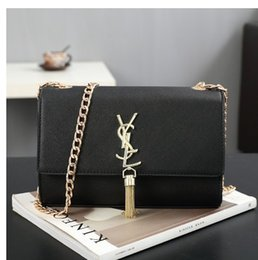 ladies fringed handbags Canada - JOFEANAY Brand 2018 ladies new fringed handbags bag chain shoulder bag mini girl Messenger manufacturers salesLow pric