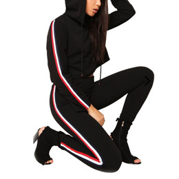 $enCountryForm.capitalKeyWord Canada - 2017 Autumn 2 Piece Clothing Set Women Tops And Pants Suit Ladies Leisure Two Piece Tracksuit