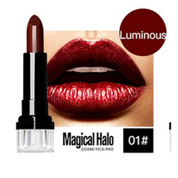 Discount dark purple black lipstick - Lip Stick Long Lasting Lipstick Matte Waterproof Nude Lipsticks Matte Pcs Moisturizing Lips Makeup