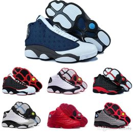 Chinese  [With Box] Free shipping Wholesale Cheap NEW Hot sale Top Quality 13 mens basketball shoes Original quality real sneakers US 8-13 manufacturers