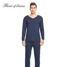 43e5409ad28 Modal material Pijamas Para Homens Sleepwear Men Pyjamas Men Pyjama Homme  Pijama Masculino Pajamas Man Clothing Set 114