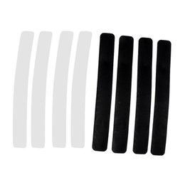 $enCountryForm.capitalKeyWord Australia - Durable PVC 2 Pair Bumper Strips Protective Kit for Hoverboard 2 Wheel Smart Electric Balance Self Balancing Scooter Protection
