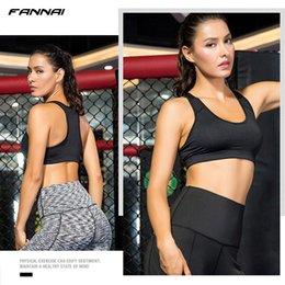 Plus Size Bra Blue NZ - 2018 New High Quality Women Seamless Wire Free Crop Top Fitness Vest Tank Comfort Yoga Sport Bra Sports Bra Plus Size Female