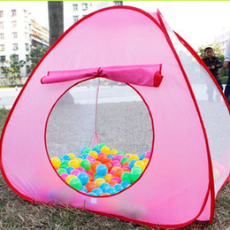 2016 Hot Sale Child Game House Cute Kids Play Tent Baby Breathable Tent Indoor u0026 Outdoor baby toys Wholesale budget cute tents & Discount Cute Tents | 2018 Cute Tents on Sale at DHgate.com