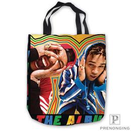$enCountryForm.capitalKeyWord Australia - Custom Canvas chris-brown-royalty- Tote Shoulder Shopping Bag Casual Beach HandBag Daily Use Foldable Canvas #180713-07-24