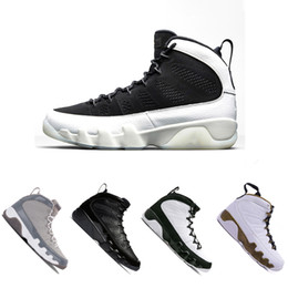 $enCountryForm.capitalKeyWord NZ - New 9 men basketball shoes 2010 RELEASE Black white High Bred Cool Grey Lakers PE OG space jam high sports shoes 41-47