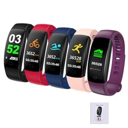 $enCountryForm.capitalKeyWord NZ - F64HR 0.96 Inches smartwatch Step Counting Heart Rate Monitoring Blood Oxygen Monitoring Information Pushing Smart Bracelet