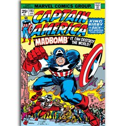 marvel canvas prints 2019 - G2533  Marvel Comic Vintage Superhero A4 Art Poster Silk Light Canvas Painting Print Home Decor For Wall cheap marvel ca