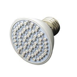 China Hot Sale 6W E27 60LEDs LED Plant Grow Lamp Bulb Light for Plant Flowering leafing Hydroponics System LED Grow Light Lamp cheap wholesale bulbs for sale suppliers