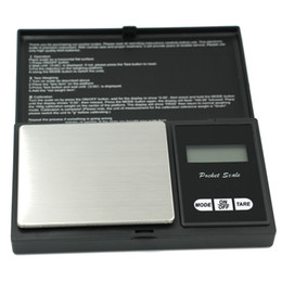 Coin Scale NZ - Hot Mini Precision Digital Scale 200g x 0.01g Jewelry Gold Silver Coin Gram Pocket Size Display Units Pocket Electronic Scales