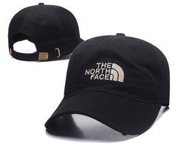 Good cap brands online shopping - 2018 Good Fashion North Luxury brand Face  hat Dad Hat 60a971fa9998
