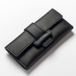 $enCountryForm.capitalKeyWord Australia - Women Stylish Large Capacity Multi Slot Button Hand Long Wallet 5.5 inch Phone Bag Card Holder Color Assorted R067