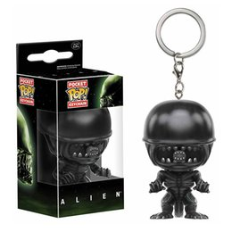 toy alien NZ - Funko Pocket POP Keychain - Alien Vinyl Figure Keyring with Box Toy Gift Good Quality Free Shipping